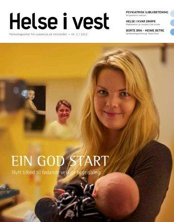 2012-02_Helseivest_web - Helse Vest