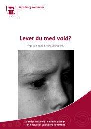 Lever du med vold? - Sarpsborg kommune