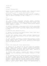 Vyhláška č. 193/2007, kterou se stanoví podrobnosti o účinnosti užití ...