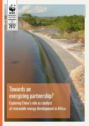 Towards an energizing partnership? - WWF