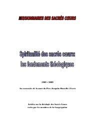 1909 – 2009 Au centenaire de la mort du Père Joaquim Rosselló i ...