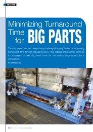 Minimizing Turnaround Time for