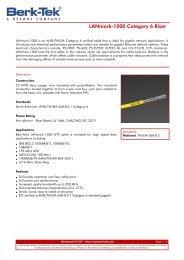 LANmark-1000 Category 6 Riser
