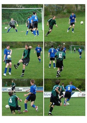 Saison 04/05 Spiel beim SV Veitshöchheim - TSV Uettingen