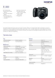 E-300, Olympus, Digital SLR