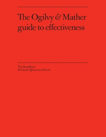 The-Ogilvy-Mather-guide-to-effectiveness