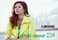 spring / summer 2014 (5mb) - KjBRAND