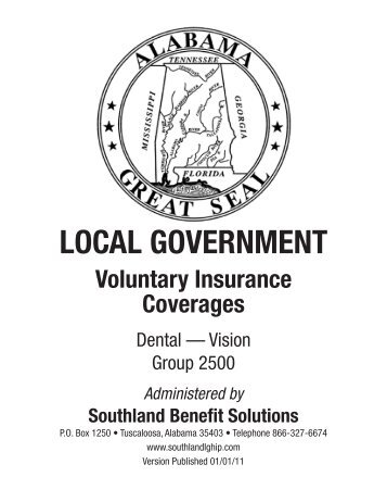 Benefit Summary - Alabama State Employees' Insurance Board