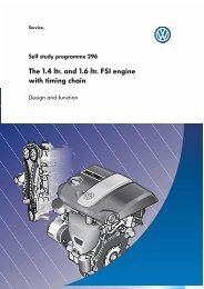 ssp296 The 1.4 ltr. and 1.6 ltr. FSI engine with timing ... - Volkspage