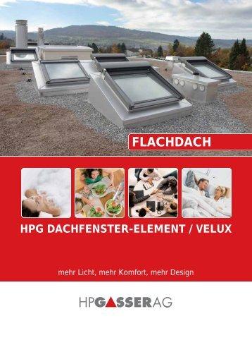 FLACHDACH - batidoc.ch