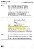 QuickSpecs - Laptop.bg - Page 3
