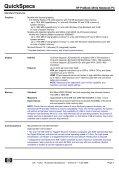 QuickSpecs - Laptop.bg - Page 4