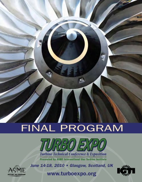 Final Program Events