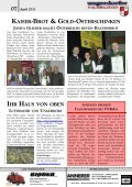 FASCHING? NICHT OHNE KRAPFEN! - Gemeinde Ungerdorf - Seite 7