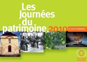 17, 18 et 19 septembre - Conseil général de l'Oise
