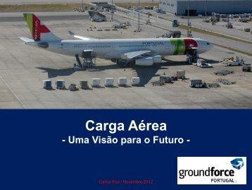 Carga Aérea - Transportes & Negócios
