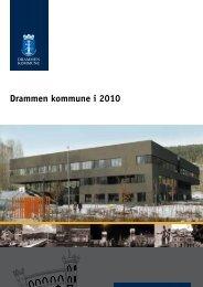 Årsmelding 2010 kortversjon - Drammen kommune