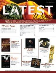 529 New Items - Anchor Distributors