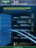 wasserführende stangen- technologie für profis - Unger - Seite 7