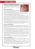 Tattoos and Body Piercings pdf - U.S. Pharmacist - Page 2