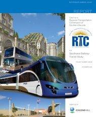 Southwest Beltway Transit Study - Regional Transportation ...