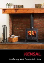Kensal Stoves - Brochures - Stovax