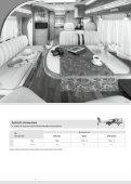 Matkailuautot Premium-luokka - Hinnasto ja teknilliset ... - Dethleffs - Page 6