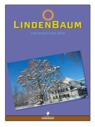 Jahresbericht 2012 - Lindenbaum