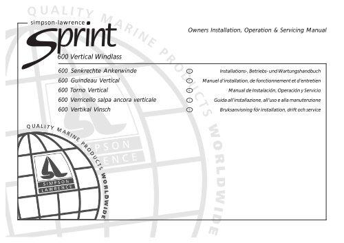 Catalogue pdf lewmar