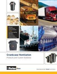 Crankcase Ventilation Products (CCV) - Bolland Machine