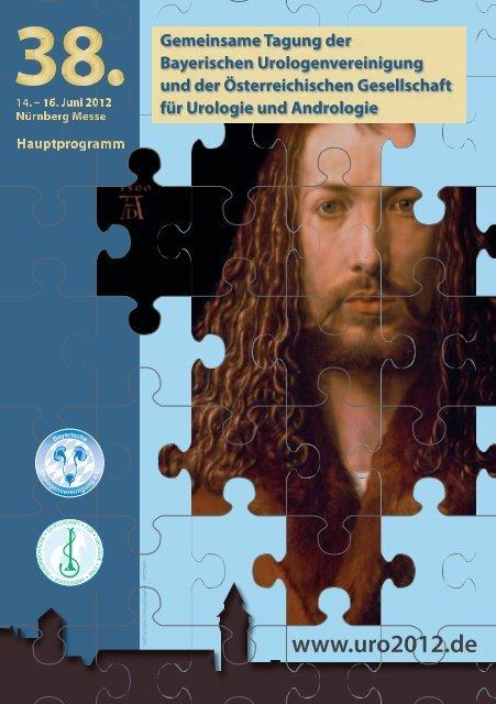 Wissenschaftliches Programm - 38. Gemeinsame Tagung der ...