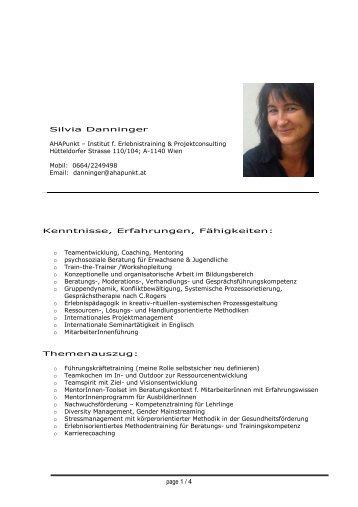 Silvia Danninger