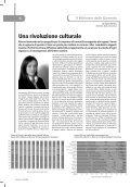 Una rivoluzione culturale Esploratori del sapere La ... - SocialNews - Page 6