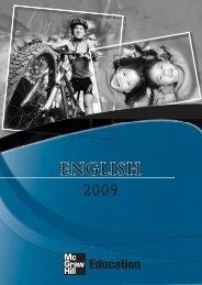 ENGLISH - McGraw-Hill Books