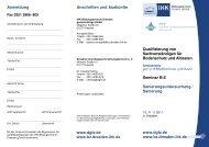 Anmeldung Anschriften und Auskünfte www.bz ... - GWZ Dresden