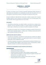 VARICELA – ZOSTER - Secção de Neonatologia SPP - Home
