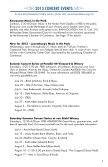 2013 Business & Visitors Guide - Kewaunee Chamber of Commerce - Page 3