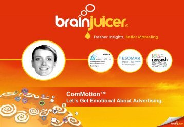 ad - BrainJuicer