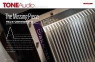 October 2012 : G-2 / Tone USA - REL Acoustics