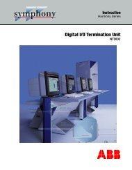 Digital I/O Termination Unit (NTDI02)