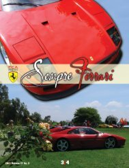 Volume 17 Issue 2 - March/April 2010 - Ferrari Club of America ...