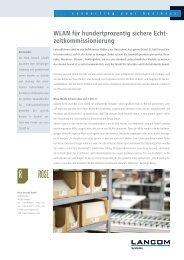 Rose Versand GmbH - LANCOM Systems