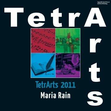 TetrArts 2011 Maria Rain - FranzRagger.at