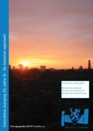 Consciëntia Jaargang 32, editie II - De toekomst ... - Bandwerkplus.nl