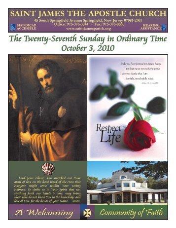LPI Bulletin 04-0705 October 3 2010.pdf - Saint James the Apostle ...