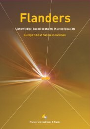 Knowledge-based economy - Flanders Investment & Trade