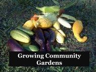 Growing Community Gardens - Dan River Partnership for a Healthy ...