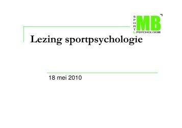 Maaike Bierstekers - Sportpsychologie - TopSupport