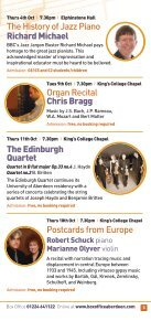 aberdeen music 2012 - University of Aberdeen - Page 3