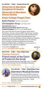 aberdeen music 2012 - University of Aberdeen - Page 5